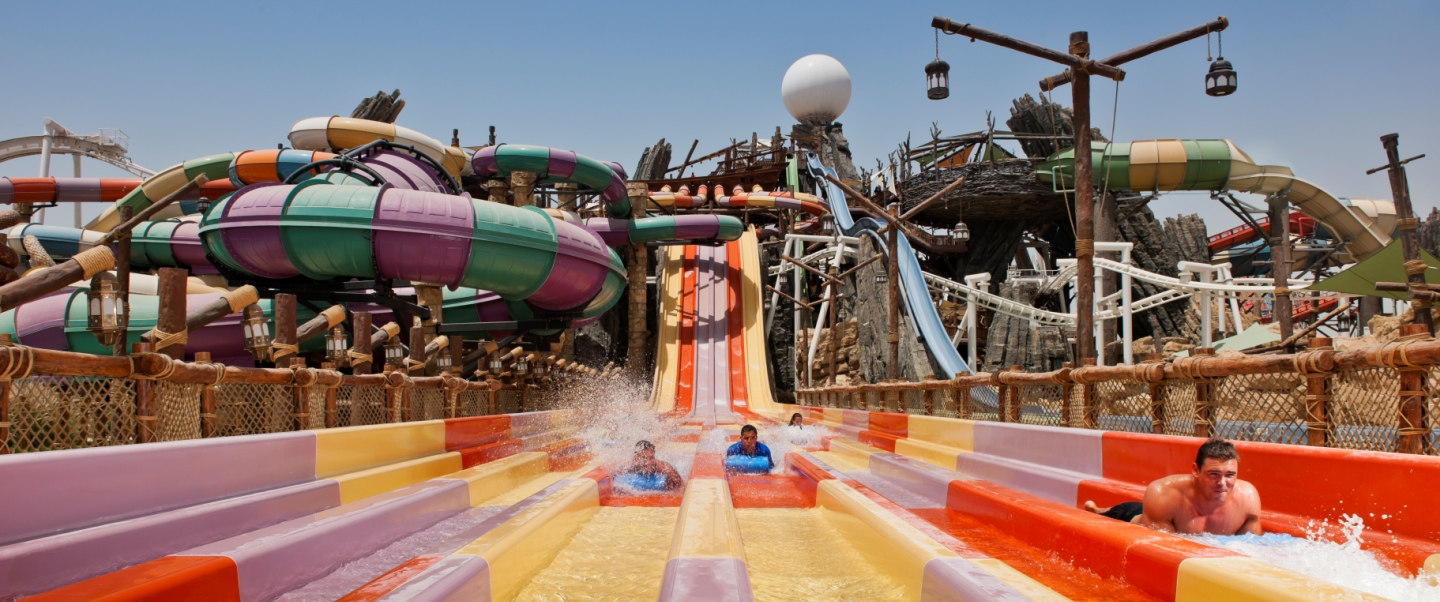 Full Day Yas Waterworld Waterpark Bronze Admission Ticket