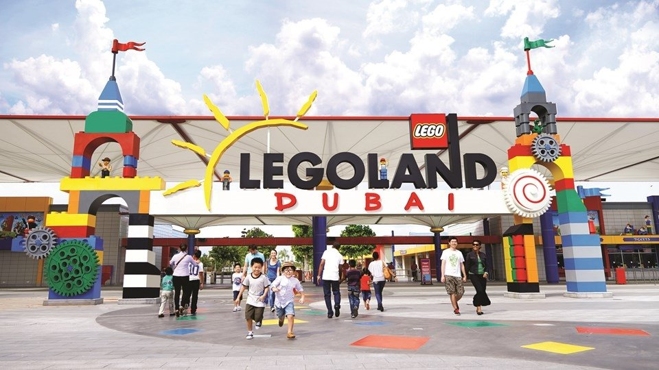 FULL DAY LEGOLAND