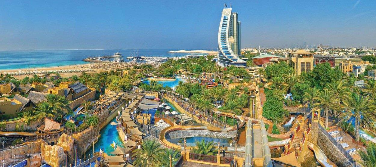 Full Day Wild Wadi Waterpark With Transfers
