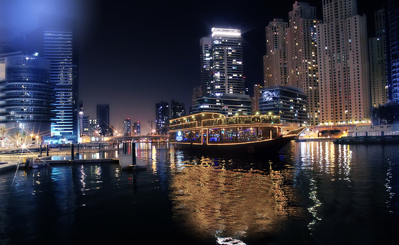 Half Day Creek Dhow Cruise Dinner